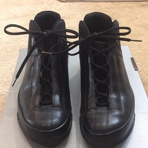 Women's Prada Black Bootie